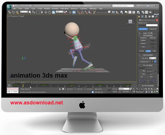 دانلود فیلم آموزش طراحی انیمیشن در نرم افزار 3ds max 2013