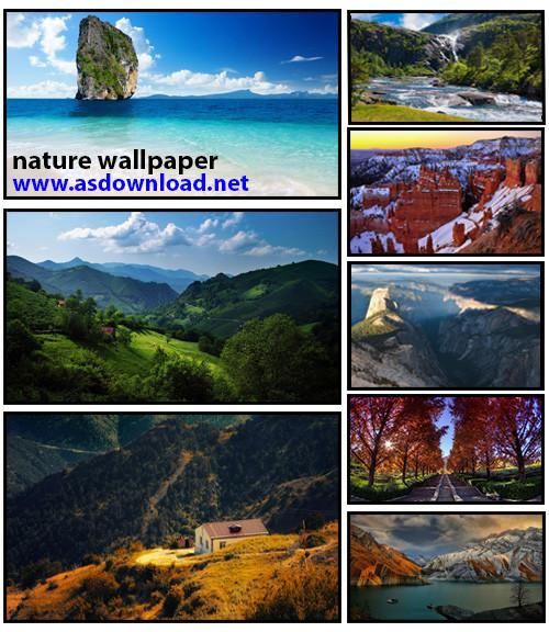 دانلود سری جدید عکس طبیعت با کیفیت hd