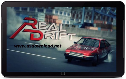 دانلود بازی مسابقه Real drift برای آندروید