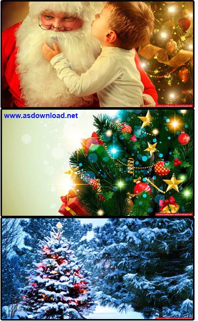 دانلود والپیپر کریسمس با کیفیت hd- سری جدید