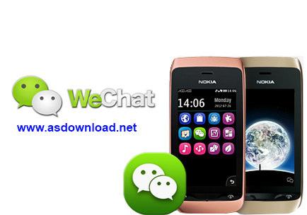 دانلود نرم افزار wechat برای جاوا- تمامی گوشی ها