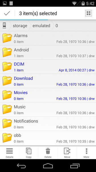 File Manager HD android
