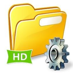دانلود File Manager HD Donate 3.5.0 - بهترین فایل منیجر اندروید