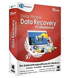 دانلود Stellar Phoenix Windows Data Recovery Professional 8.0.0.0 - نرم افزار ریکاوری اطلاعات حذف شده