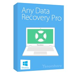 دانلود Tenorshare Any Data Recovery Pro 5.5.0.0 Build 03.21.2017 - ریکاوری اطلاعات