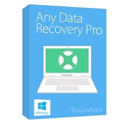 دانلود Tenorshare Any Data Recovery Pro 5.5.0.0 Build 03.21.2017 - ریکاوری اطلاعات
