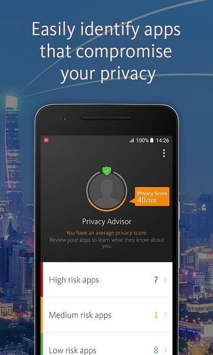 mobile Avira Antivirus Security Premium