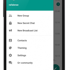 Plus Messenger v3.18.0.2 - دانلود تلگرام پلاس