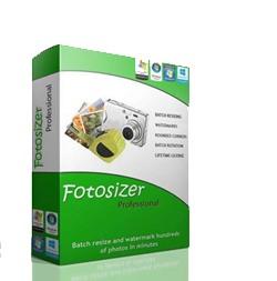 دانلود Fotosizer 3.04.0.554 - نرم افزار کاهش حجم عکس ها