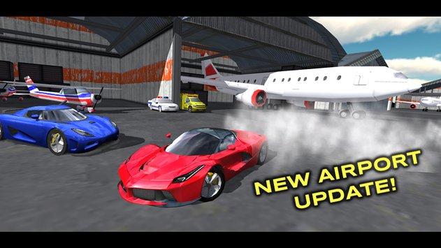 Extreme Car Driving Simulator 4