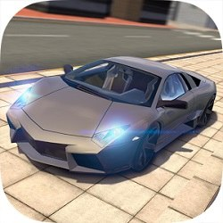 دانلود Extreme Car Driving Simulator 4.13 - بازی مسابقه رانندگی بی نهایت اندروید