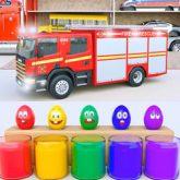 دانلود فیلم آموزش رنگ ها به زبان انگلیسی برای کودکان