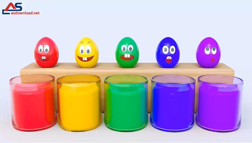 Learn Colors for Kids Children