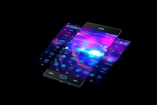 دانلود Neon 2 | HD Wallpapers - Theme v9.0.5 - تم والپیپر نئون 2 برای اندروید