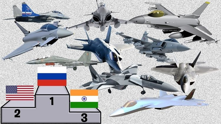 Top 10 Best Fighter Jet In The World