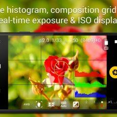 Camera FV 5 android 2