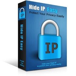Hide IP Easy - نرم افزار ناشناس ماندن در اینترنت و شبکه های اجتماعی