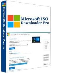 Microsoft ISO Downloader Pro - نرم افزار دانلود فایل ایمیج ویندوز و آفیس