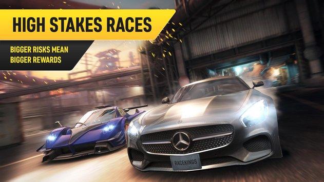 دانلود Race Kings بازی مسابقه پادشاهان ماشین سواری