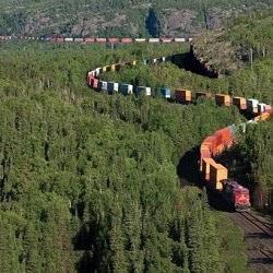 دانلود ویدئوی معرفی بزرگترین و طولانی ترین قطار های جهان