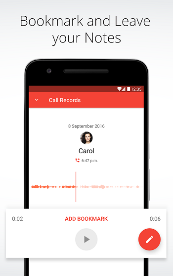 Automatic Call Recorder for Me 3