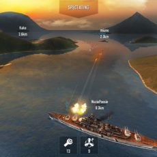 Battle of Warships 6