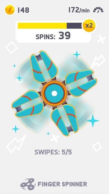 Fidget Spinner - دانلود بازی فیجت اسپینر برای اندروید