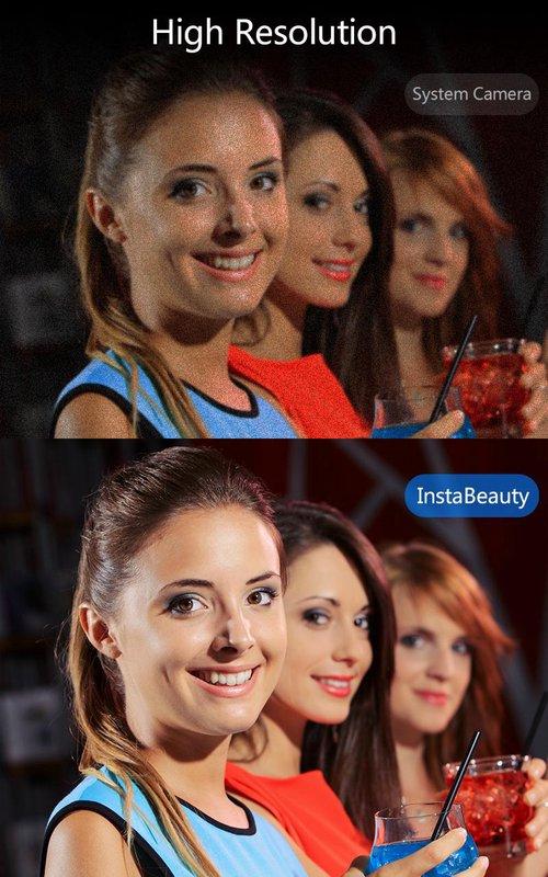 InstaBeauty Makeup Selfie Cam APK 6
