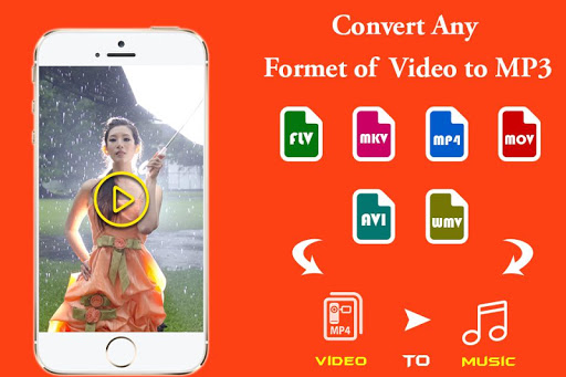 Video to mp3 Premium - نرم افزار تبدیل فیلم به صدا اندروید