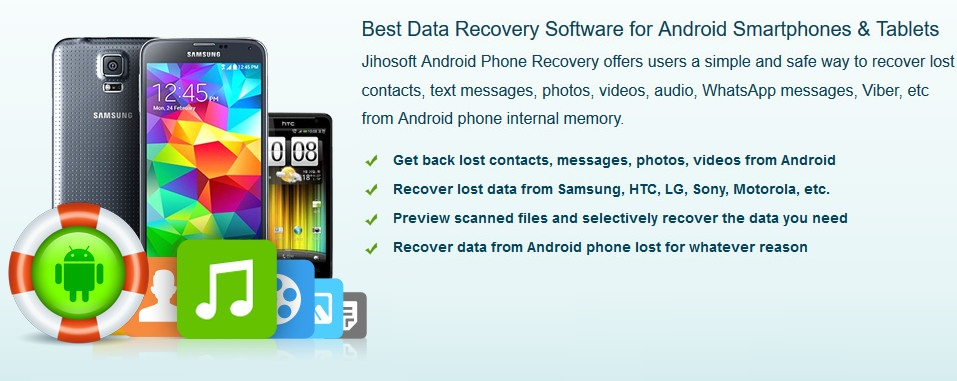 Jihosoft Android Phone Recovery full
