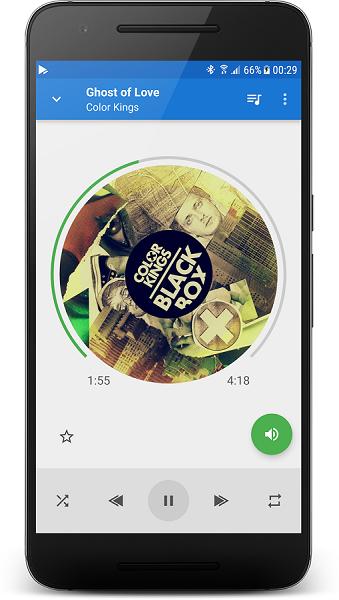 SoundSeeder Music Player Premium  - پخش موزیک و انتقال صدای اندروید به دستگاه های اطراف
