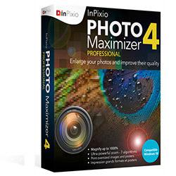 دانلود InPixio Photo Maximizer 4.0.6467 - نرم افزار بزرگ کردن سایز عکس ها بدون کاهش کیفیت