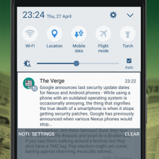 3 News by Notifications PRO android