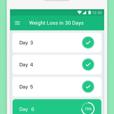 5 Lose Weight in 30 Days