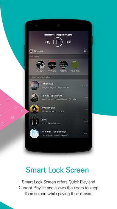 GOM Audio Plus Music Sync lyrics Streaming 2
