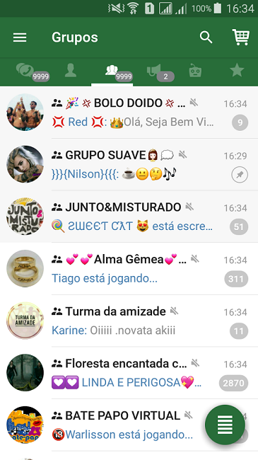 ZapZap Messenger - نرم افزار زپ زپ مسنجر