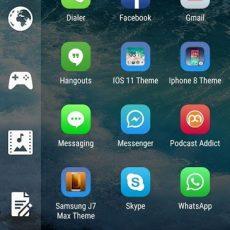 apk IOS 11 Theme And Launcher