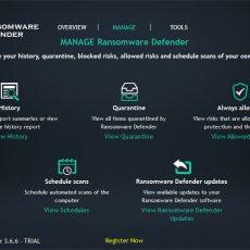 دانلود ShieldApps Ransomware Defender - آنتی باج افزار