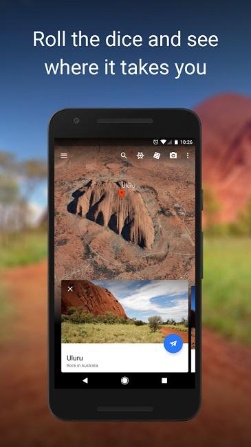 دانلود Google Earth - نرم افزار گوگل ارث اندروید