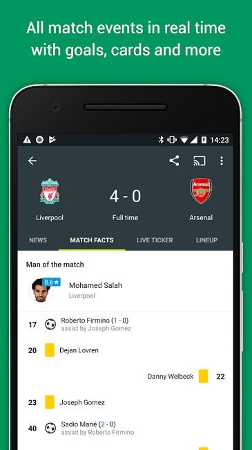 2 Soccer Scores Pro