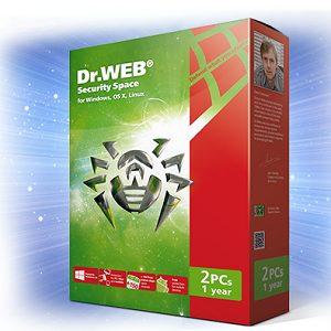 دانلود Dr.Web Security Space - پکیج امنیتی دکتر وب