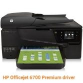 دانلود درایور پرینتر HP Officejet 6700 Premium