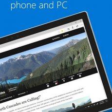 دانلود Microsoft Edge – مرورگر اج برای اندروید