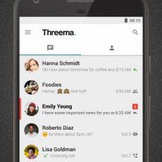 دانلود Threema - نرم افزار چت ناشناس و ایمن اندروید