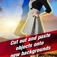 دانلود Cut Paste Photos PRO - نرم افزار برش قسمت دلخواه عکس در اندروید