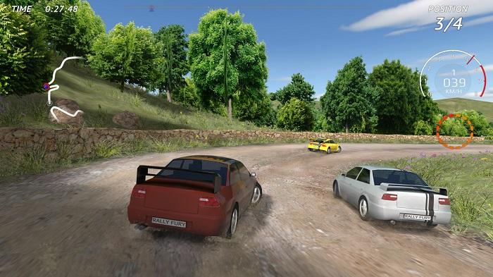2 Rally Fury Extreme Racing