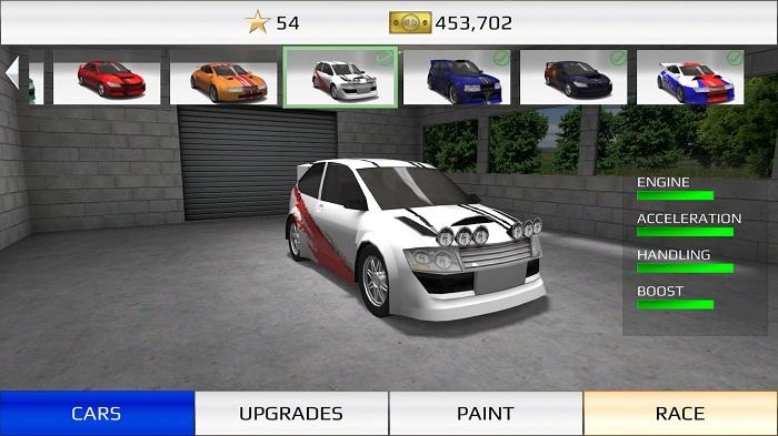 دانلود Rally Fury – Extreme Racing - بازی رالی مسابقه بی نهایت برای اندروید
