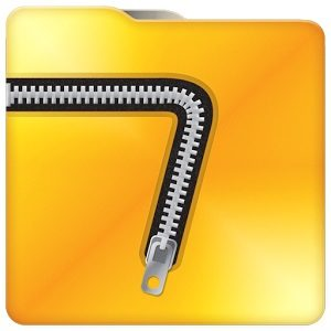 دانلود ۷Zipper - نرم افزار مدیریت فایل های زیپ شده اندروید