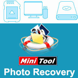 دانلود MiniTool Photo Recovery Personal - نرم افزار ریکاوری عکس های حذف شده