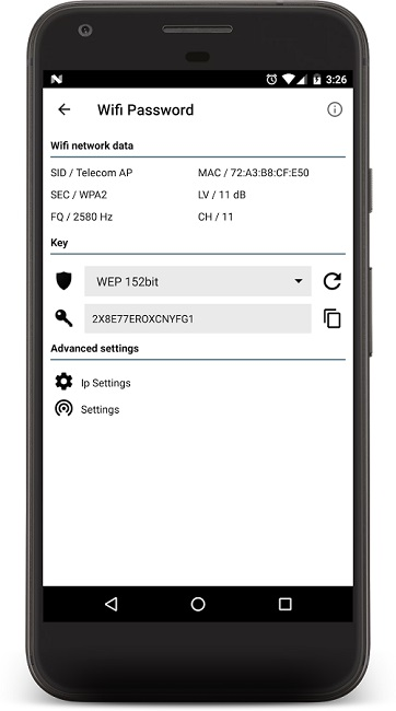 WIFI PASSWORD ALL IN ONE apk for android